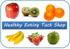 HEALTH EATING TUCK SHOP LOGO