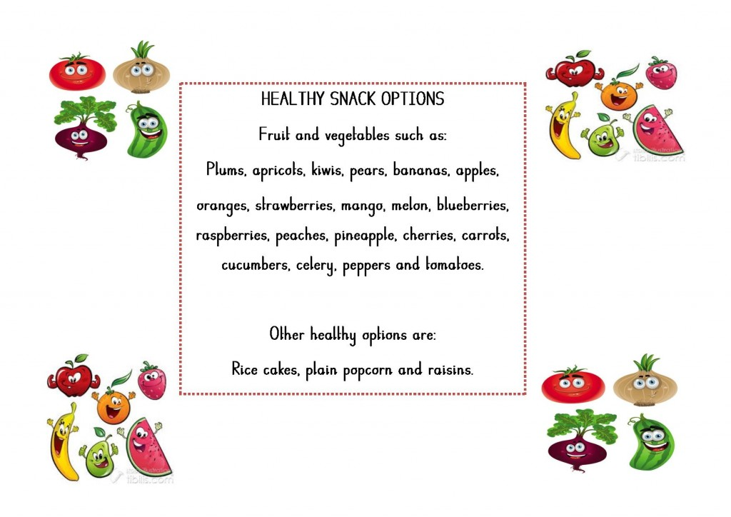 Healthy Eating Options